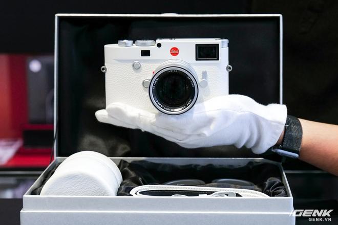 Cận cảnh Leica M10-P White Limited Edition: Chỉ có 350 chiếc được sản xuất, giá 420 triệu đồng tại Việt Nam - Ảnh 13.