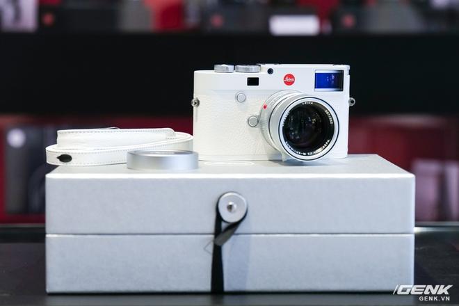 Cận cảnh Leica M10-P White Limited Edition: Chỉ có 350 chiếc được sản xuất, giá 420 triệu đồng tại Việt Nam - Ảnh 14.
