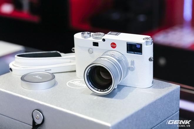 Cận cảnh Leica M10-P White Limited Edition: Chỉ có 350 chiếc được sản xuất, giá 420 triệu đồng tại Việt Nam - Ảnh 15.