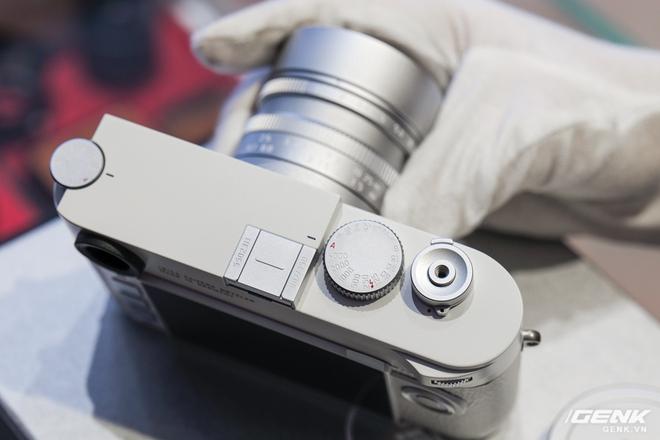 Cận cảnh Leica M10-P White Limited Edition: Chỉ có 350 chiếc được sản xuất, giá 420 triệu đồng tại Việt Nam - Ảnh 9.