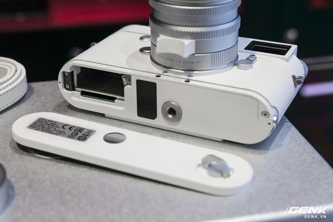 Cận cảnh Leica M10-P White Limited Edition: Chỉ có 350 chiếc được sản xuất, giá 420 triệu đồng tại Việt Nam - Ảnh 11.