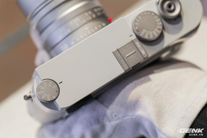 Cận cảnh Leica M10-P White Limited Edition: Chỉ có 350 chiếc được sản xuất, giá 420 triệu đồng tại Việt Nam - Ảnh 6.