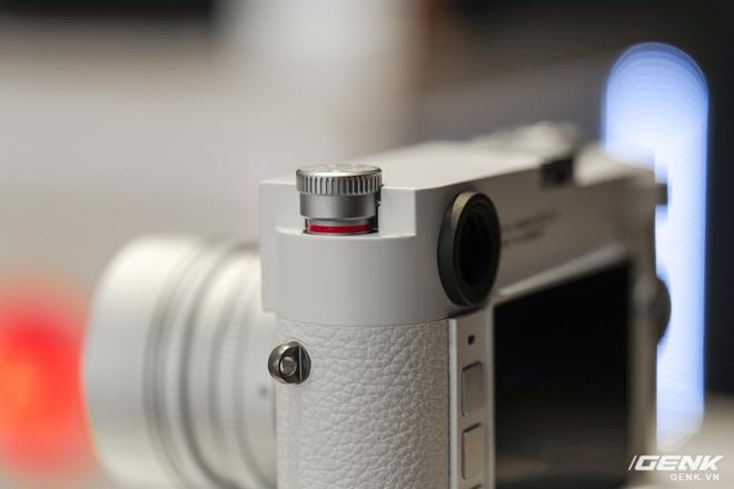 Cận cảnh Leica M10-P White Limited Edition: Chỉ có 350 chiếc được sản xuất, giá 420 triệu đồng tại Việt Nam - Ảnh 7.