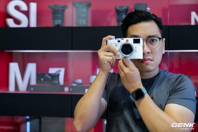 Cận cảnh Leica M10-P White Limited Edition: Chỉ có 350 chiếc được sản xuất, giá 420 triệu đồng tại Việt Nam - Ảnh 10.
