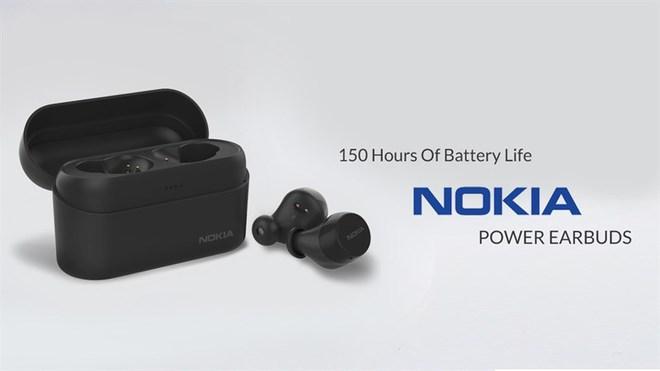 Nokia ra mắt tai nghe true wireless: Kháng nước, pin gần 1 tuần, giá 2.3 triệu đồng - Ảnh 1.