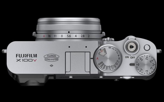 Fujifilm ra mắt máy ảnh X100V: màn hình lật được 2 chiều, ống kính nâng cấp và chống nước tùy chọn - Ảnh 5.