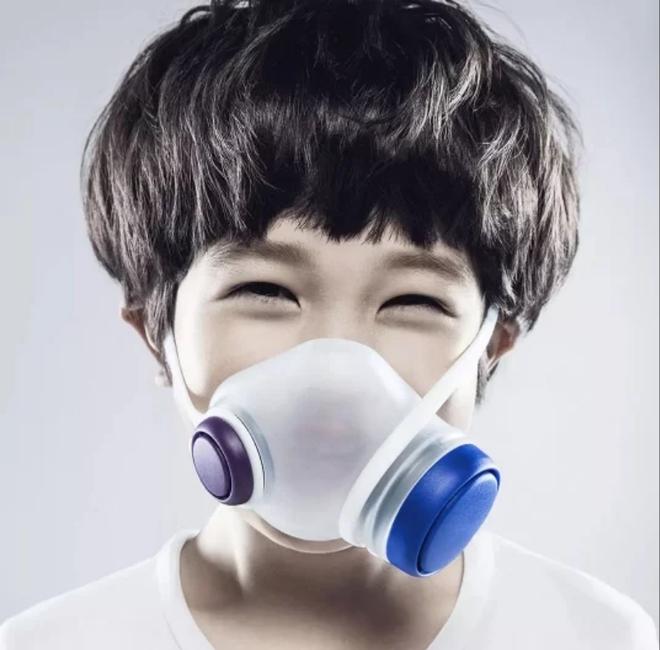 Xiaomi Youpin bán ra khẩu trang F95 dành cho trẻ em, dễ thở hơn, phù hợp hơn với người châu Á - Ảnh 2.