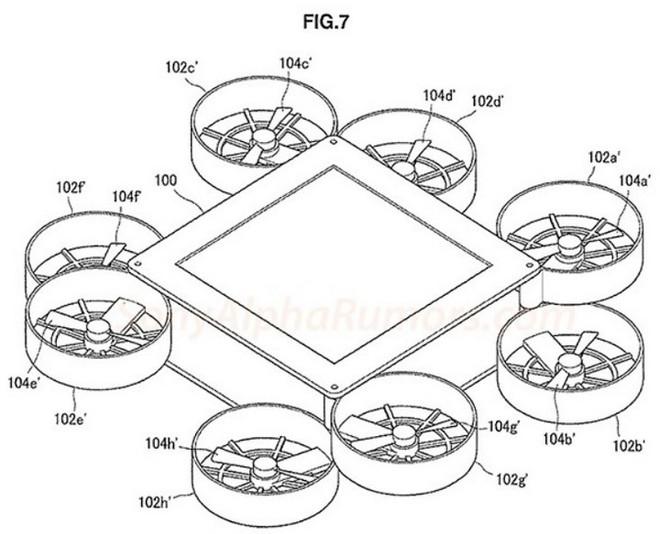 Sony đang bí mật nghiên cứu drone có thể gập gọn, hỗ trợ chụp nhóm đông người dễ dàng? - Ảnh 9.