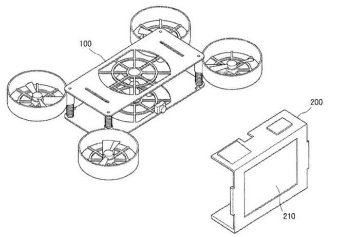 Sony đang bí mật nghiên cứu drone có thể gập gọn, hỗ trợ chụp nhóm đông người dễ dàng? - Ảnh 4.