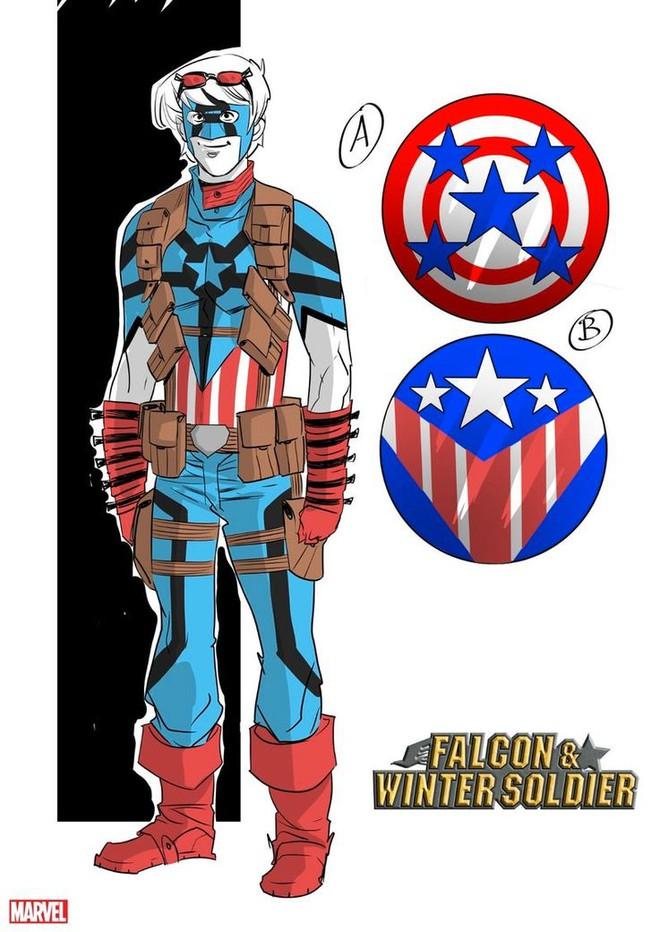 Truyện tranh Marvel giới thiệu siêu nhân ăn hại: Thần tượng Cap nhưng chỉ phá hoại là giỏi - Ảnh 2.