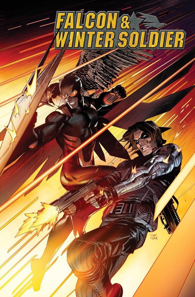 Truyện tranh Marvel giới thiệu siêu nhân ăn hại: Thần tượng Cap nhưng chỉ phá hoại là giỏi - Ảnh 3.