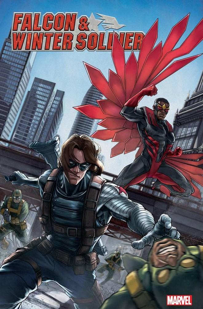 Truyện tranh Marvel giới thiệu siêu nhân ăn hại: Thần tượng Cap nhưng chỉ phá hoại là giỏi - Ảnh 4.
