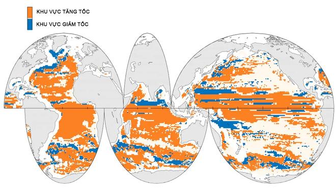 Biến đổi khí hậu đã đang khiến dòng biển chảy nhanh hơn, các nhà khoa học vẫn bối rối không biết tác hại sẽ ra sao - Ảnh 2.