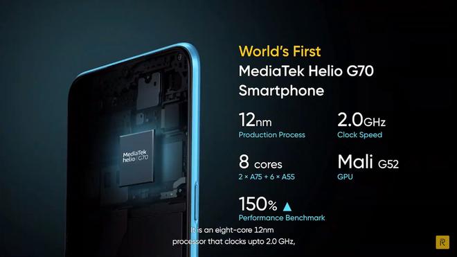 Realme C3 ra mắt: Helio G70, camera kép, pin 5000mAh, giá từ 2.3 triệu đồng - Ảnh 3.