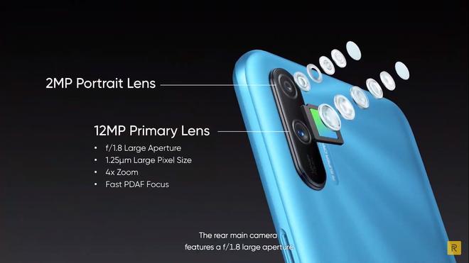 Realme C3 ra mắt: Helio G70, camera kép, pin 5000mAh, giá từ 2.3 triệu đồng - Ảnh 4.