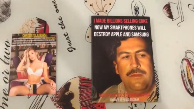 Tuyên bố Samsung đã chết, anh trai trùm ma tuý Pablo Escobar bán Galaxy Fold đội lốt giá chỉ 399 USD - Ảnh 5.
