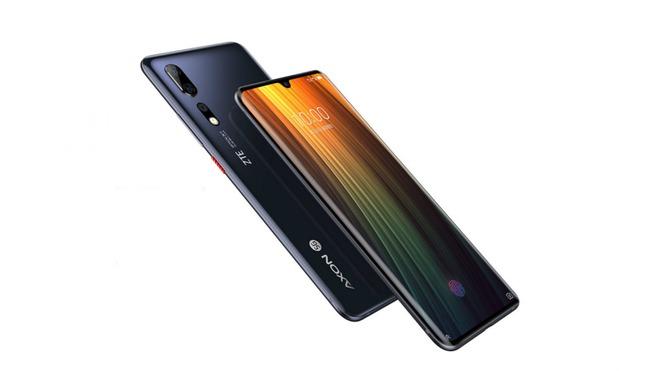 Vượt mặt Samsung, hãng Trung Quốc ra mắt smartphone với chip Snapdragon 865 đầu tiên trên thế giới - Ảnh 1.