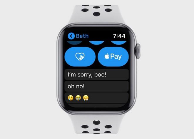Ngắm ý tưởng thú vị khi Apple Watch hỗ trợ smartphone Android và các bên thứ ba - Ảnh 3.