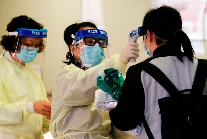 Trung Quốc: Trí tuệ nhân tạo đang góp công lớn trong cuộc chiến chống lại virus corona - Ảnh 1.