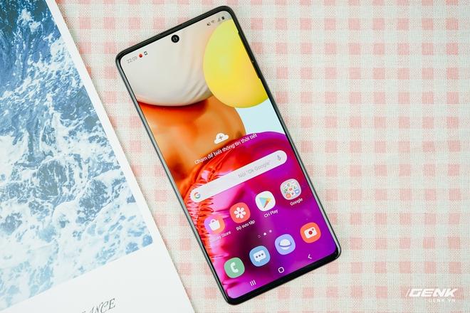 Đánh giá chi tiết Galaxy A71: Liệu có đáng mua trong phân khúc 10 triệu đồng? - Ảnh 4.