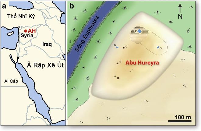 Phát hiện mới: Một trong những khu định cư cổ nhất của loài người bị tiêu diệt bởi một mảnh thiên thạch - Ảnh 1.