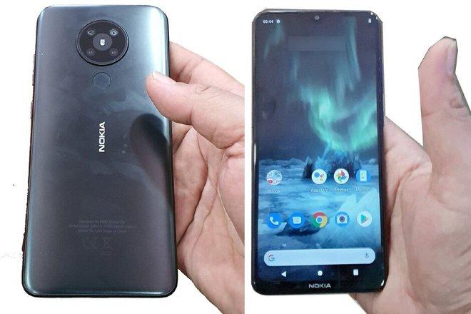 Lộ ảnh thực tế và thông số kỹ thuật Nokia 5.3 - Ảnh 2.