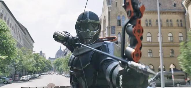 Trailer Black Widow mới nhất: Bậc thầy sao chép Taskmaster đạo kĩ năng của Avengers không trượt phát nào - Ảnh 1.
