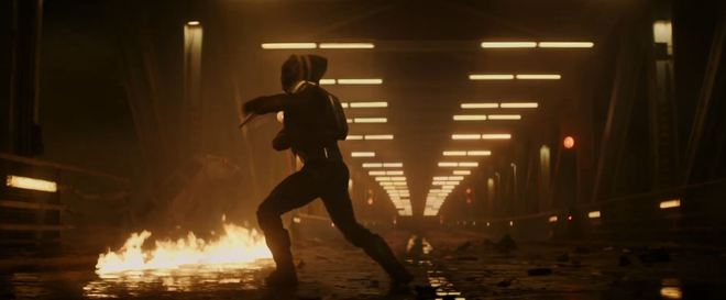 Trailer Black Widow mới nhất: Bậc thầy sao chép Taskmaster đạo kĩ năng của Avengers không trượt phát nào - Ảnh 2.