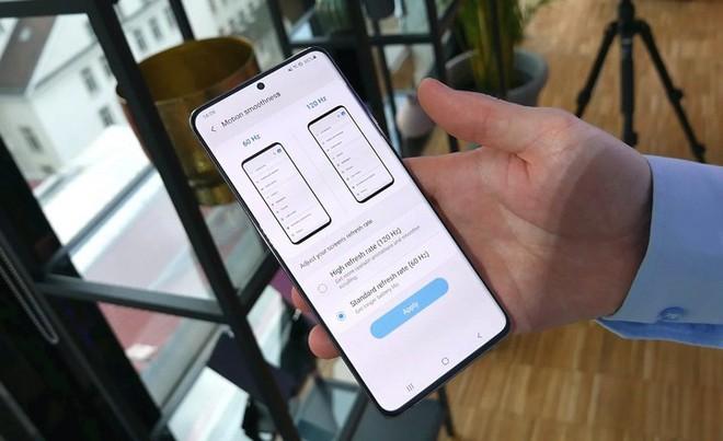 Một khi thử màn 120Hz của Galaxy S20, bạn sẽ không còn muốn quay về dùng các màn giật lag ngày xưa nữa - Ảnh 2.
