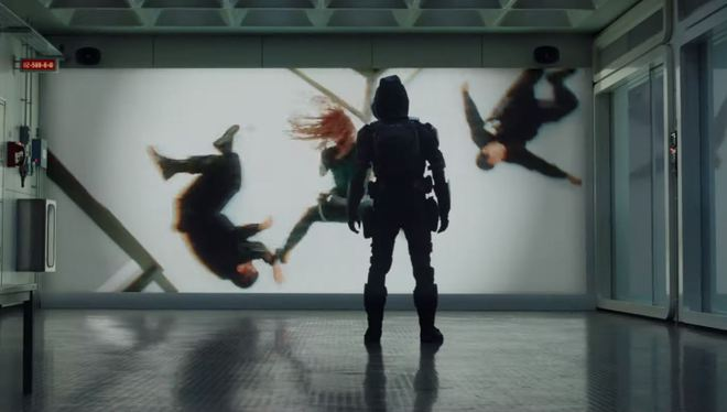 Trailer Black Widow mới nhất: Bậc thầy sao chép Taskmaster đạo kĩ năng của Avengers không trượt phát nào - Ảnh 4.