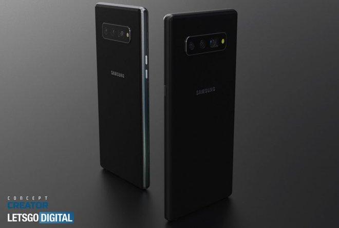 Hình ảnh thiết kế Galaxy Note 20 - Ảnh 1.