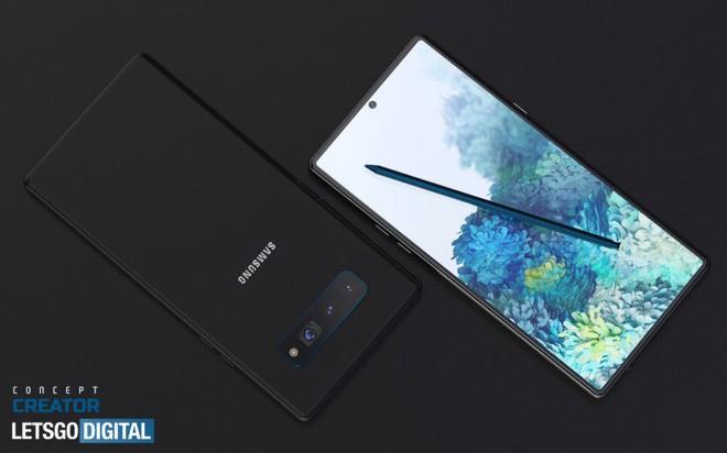 Hình ảnh thiết kế Galaxy Note 20 - Ảnh 3.