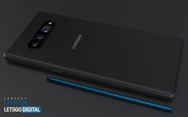 Hình ảnh thiết kế Galaxy Note 20 - Ảnh 5.