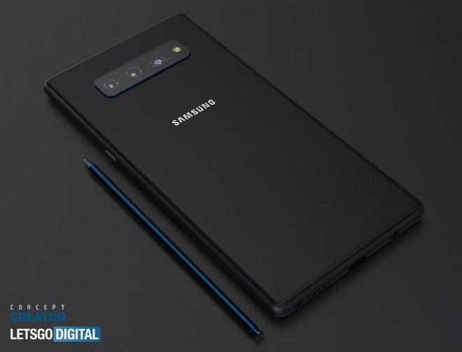 Hình ảnh thiết kế Galaxy Note 20 - Ảnh 6.