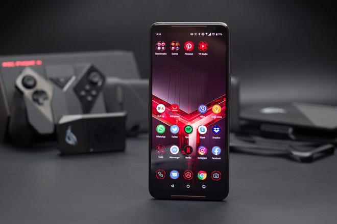 ASUS ROG Phone III sẽ là smartphone đầu tiên được trang bị chip Snapdragon 865 Plus, có hỗ trợ 5G, ra mắt tháng 7/2020 - Ảnh 1.