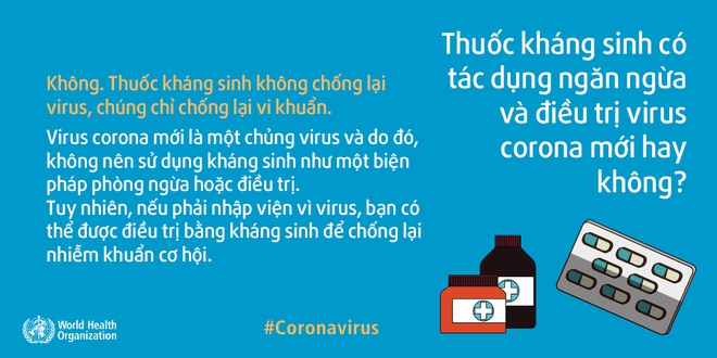 [Infographic] 13 tin đồn sai sự thật về virus corona: WHO giải thích tại sao chúng đều phản khoa học - Ảnh 12.