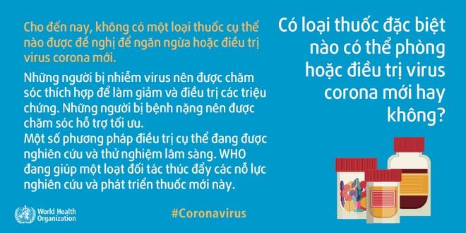 [Infographic] 13 tin đồn sai sự thật về virus corona: WHO giải thích tại sao chúng đều phản khoa học - Ảnh 13.