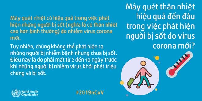 [Infographic] 13 tin đồn sai sự thật về virus corona: WHO giải thích tại sao chúng đều phản khoa học - Ảnh 3.