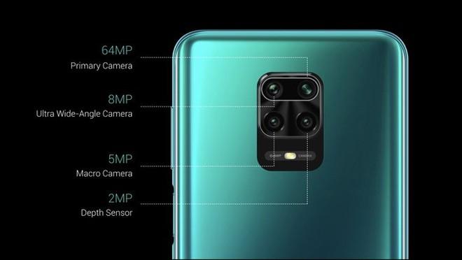 Redmi Note 9 Pro Max ra mắt: Snapdragon 720G, camera 64MP, pin 5020mAh, sạc nhanh 33W, giá bằng 1/5 iPhone 11 Pro Max - Ảnh 3.