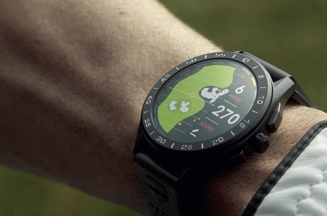 Hãng đồng hồ Thụy Sĩ TAG Heuer ra mắt smartwatch siêu sang giá 1.800 USD - Ảnh 2.