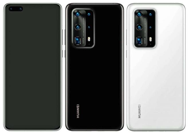 Lộ giá bán Huawei P40, P40 Pro và P40 Lite - Ảnh 1.