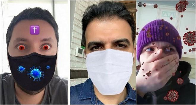 Instagram tung filter khẩu trang phòng độc, cư dân mạng ngồi cãi nhau xem hành động có ý nghĩa hay không - Ảnh 3.