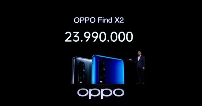 OPPO Find X2 ra mắt tại Việt Nam, smartphone đầu tiên có 5G, giá 23.9 triệu đồng - Ảnh 10.