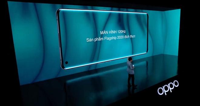 OPPO Find X2 ra mắt tại Việt Nam, smartphone đầu tiên có 5G, giá 23.9 triệu đồng - Ảnh 2.