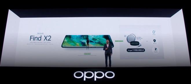 OPPO Find X2 ra mắt tại Việt Nam, smartphone đầu tiên có 5G, giá 23.9 triệu đồng - Ảnh 9.