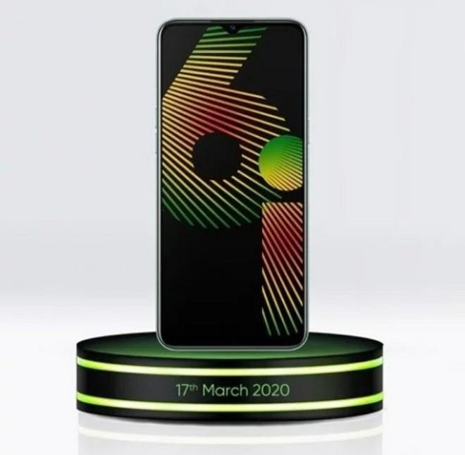 Realme 6i sắp ra mắt: Máy đầu tiên chạy chip Helio G80, camera selfie 16MP, pin 5.000mAh? - Ảnh 2.