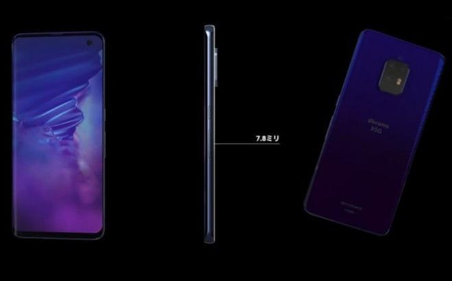Smartphone Nhật cao cấp Fujitsu Arbow 5G lộ diện trước ngày ra mắt - Ảnh 3.