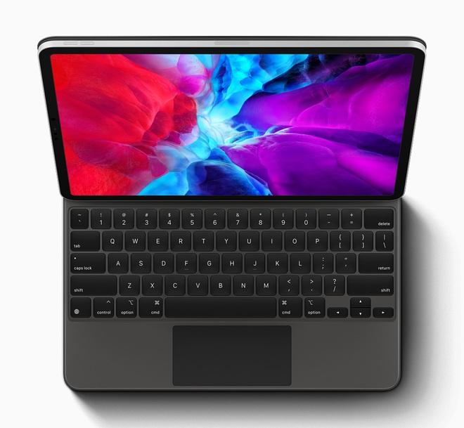 Apple ra mắt iPad Pro 2020: Chip A12Z Bionic, camera mới với máy quét LiDAR, bàn phím có bàn rê như laptop - Ảnh 5.