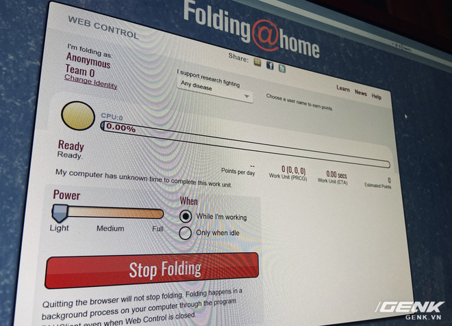 Hướng dẫn thiết lập PC để giúp đỡ các nhà khoa học đương đầu với COVID-19 - Ảnh 1.