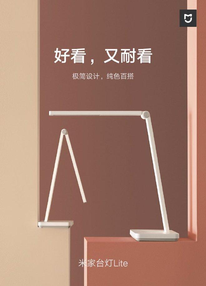 Xiaomi ra mắt đèn để bàn MIJIA Desk Lamp Lite giá chỉ 11 USD - Ảnh 2.